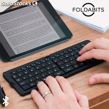 Teclado Bluetooth Plegable Foldabits