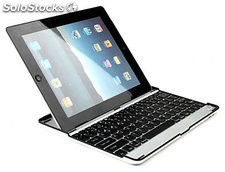 Teclado bluetooth ultra slim para ipad 2 / 3 ll-at-3