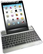 Teclado bluetooth ultraslim para ipad air ll-at-17