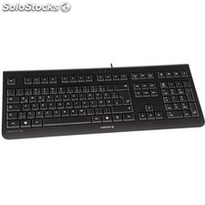 Teclado cherry kc 1000