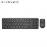 Teclado dell wireless keyboard and mouse KM636
