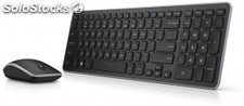 Teclado dell wireless keyboard and mouse KM714
