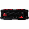 Teclado gaming approx appbolt - plug and play - 9 teclas multimedia