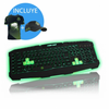 Teclado keep-out gaming f90s - retroiluminado - 6 teclas - Foto 1
