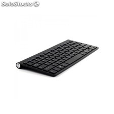 Teclado kl-tech KTB0026 mini bluetooth alu negro