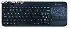 Teclado logitech K400 Touch Wireless