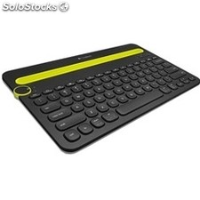 Teclado logitech K480 multi device bluetooth