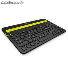 Teclado Logitech multi-device K480 bluetooth