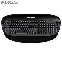 Teclado Microsoft Reclusa Wired Gaming