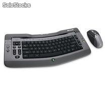 Teclado Microsoft Wireless Entertainment DK 7000