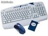 Teclado-Mouse Wireless PS2 Esp