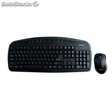 Teclado+raton b-move bm-TC01 double touch PGK02-190300033