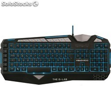 Teclado the g-lab KEYZ300/sp gaming PGK02-A0011721