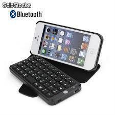 teclado ultra delgado de Bluetooth Iphone
