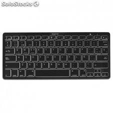 Teclado universal bluetooth approx - bt 3.0 - 14 teclas multimedia - compatible