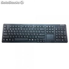 Teclado Woxter K600W Touchpad Wireless