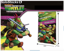 Teenage Mutant Ninja Turtle Mega Pack