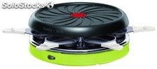 Tefal raclette gril colormania