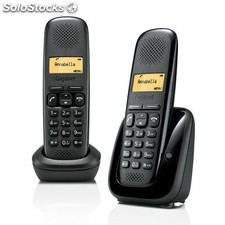 Telef. Inalambrico dect digital gigaset A150 duo PGK02-A0013294