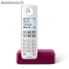 Telef. Inalambrico dect digital philips D2301WP/23 PGK02-A0012340