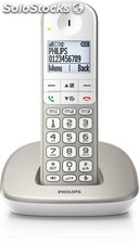 Telef. Inalambrico dect digital philips XL4901S/23 PGK02-A0008695