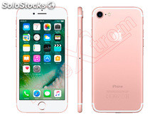 Telefone celular iPhone 7 128GB Rosa livre