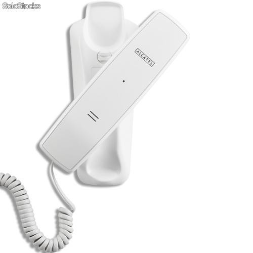 Telefono fijo alcatel temporis 10 blanco