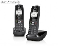 Telefono gigaset dect AS405 duo
