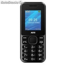"Telefono movil aeg M1220 pantalla 1.8"" / sms / cuadruple / doble sim/ camara"