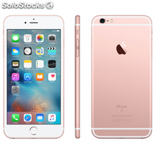 Teléfono móvil apple iPhone 6 s 16GB Rose Gold pantalla retina hd con 3D Touch