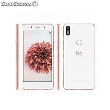 Telefono movil bq aquaris X5 4G plus 16+2GB oro rosa