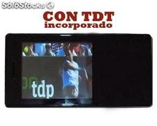 Telefono movil con TDT integrado + Camara Flash + Dual SIM,Tactil