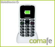 Telefono Movil Gsm Senior Blanco Thomson