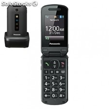Telefono movil panasonic kx-TU329 - pantalla color 6CM - banda dual - bt - FM -