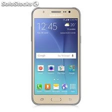 Telefono movil Samsung Galaxy J500 8GB libre oro