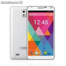 Telefono movil smartphone 5,5 phoenix rock xl blanco quad core 1.3 ghz /