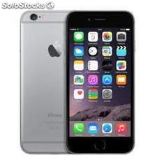 Telefono movil smartphone apple iphone 6 4.7 16gb negro / spacegrey modelo usa