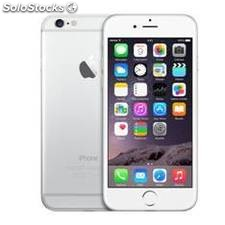 Telefono movil smartphone apple iphone 6 4.7 16gb plata / silver modelo usa