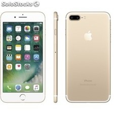 Telefono movil smartphone apple iphone 7 plus 128GB gold / 5.5""