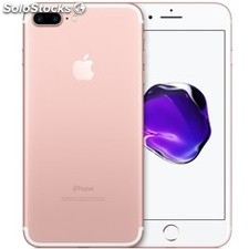 Telefono movil smartphone apple iphone 7 plus 128GB rose gold / 5.5""