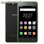 "Telefono movil smartphone hisense C30 lite rock verde 5""/ quad core/ 16GB"