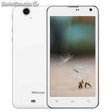 Telefono movil smartphone hisense u966 pantalla 5 ips / cpu quad core 1.3ghz /