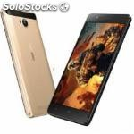 "Telefono movil smartphone innjoo halo plus 5.5"" dorado / 8GB rom / 1GB ram"