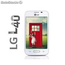 Telefono movil smartphone lg l40 dual core 1.2ghz 3.5 4gb / 512mb android 4.4