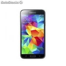 Telefono movil smartphone samsung galaxy s5 g900f 5.1/ 16mp/ 16gb/ negro/ libre