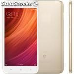"Telefono movil smartphone xiaomi mi note 5 a gold / 5.5"" / 16GB rom / 2GB"