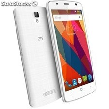 "Telefono movil smartphone zte blade L5 plus blanco / 5"" / quad core / 8 GB rom /"