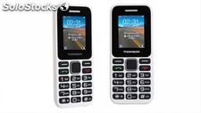Telefono movil thomson tlink 11 dual sim blanco