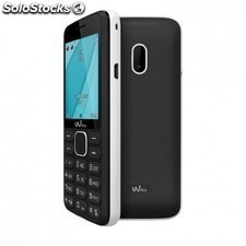 "Telefono movil WIKO lubi 4 - display 1.77""/4.49cm - dual sim - camara vga -"
