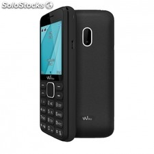 """telefono movil wiko lubi 4 - display 1.77""""/4.49CM - dual sim - camara vga -"